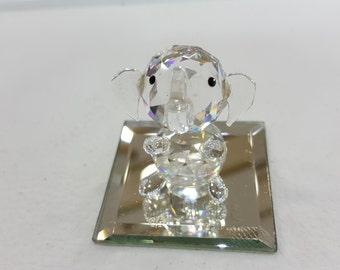 Austrian Crystal elephant