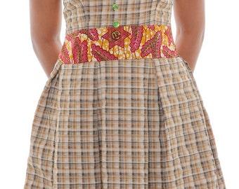 unique style dress