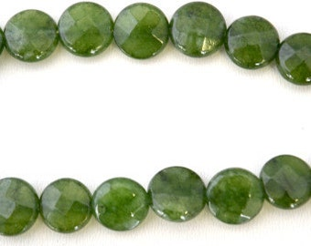 Green Agate Round Gemstone Beads, 1 Strand 47 PCs, 10mm, natural, healing, chakra, birthstone Round Beads for Jewelry Making