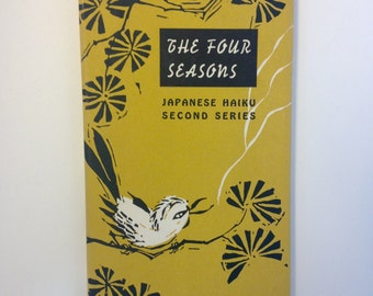The Four Seasons: Japanese Haiku Second Series