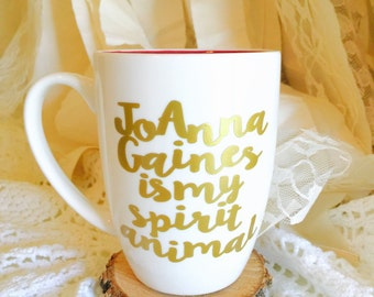 Joanna Gaines  coffee cup