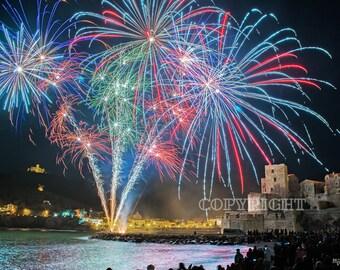 Collioure Fireworks