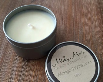 Candle Tin (Scents P-R)