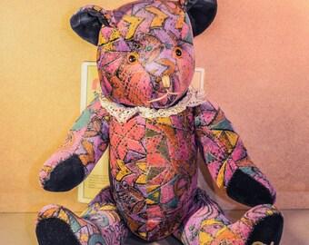 Vintage Teddy Raby Rauenstein