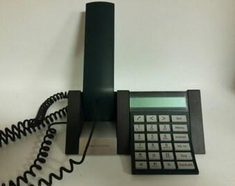 Green - Bang & Olufsen - BeoCom 2500 Telephone - With 24 Caller Id List - Phone Book - Call Waiting - KR-116