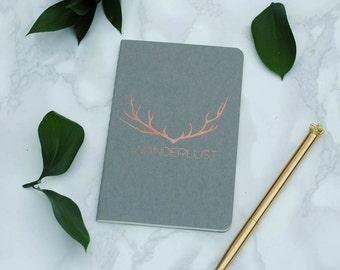 Wanderlust A6 Moleskine Notebook