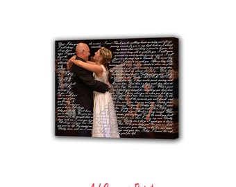 Father of the bride gift, Father of the Bride, Father of bride gift, Father daughter dance, father daughter gift, father wedding gift