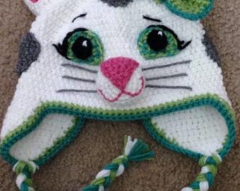 Katerina Kitty Cat Hat
