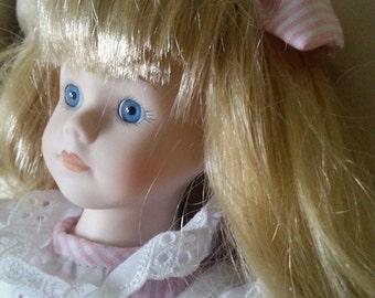 Seymour Mann Collectible Doll Pamela