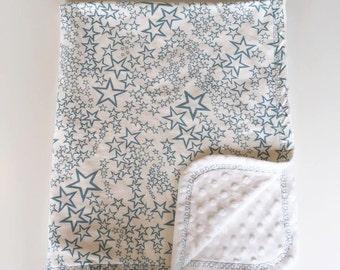 Super soft baby blanket.