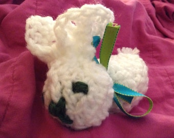 Crochet Toy Bunny