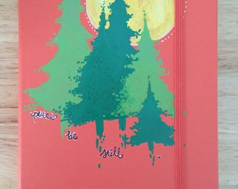 "Standard 5x8 Journal ""Forest"""