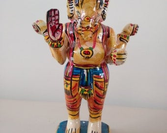 Lord Ganesha Idol,Elephant God,Indian God,Religious Figure