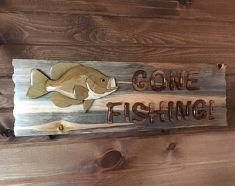 Gone fishing  -  Crappie