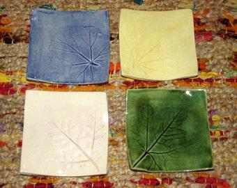 Set of 4 Ceramic Dishes