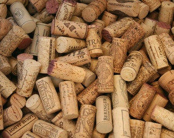 Wine corks for crafting or DIY