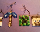 Minecraft  party favors.