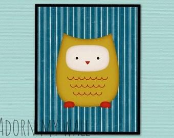 20% OFF Owl nursery print, owl print, nursery decor, owl nursery, owl nursery art, nursery art owl nursery decor owl nursery print owl decor