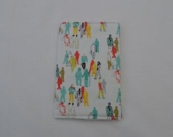 Handmade Passport Cover