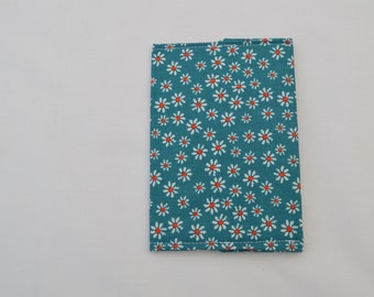 Handmade Fabric Passport Cover