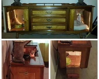 Vintage Hi-Fi Doghouse