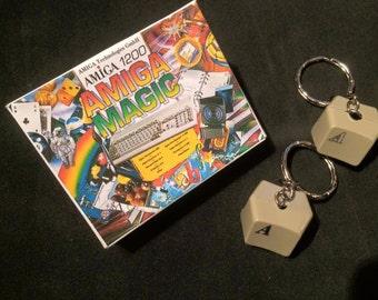Amiga keychain - Special Edition (1 per box)