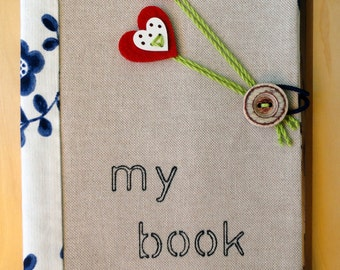 Book cover - heart