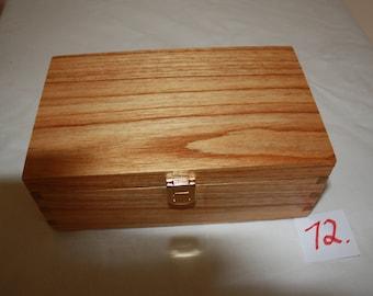 White Cedar jewelery box