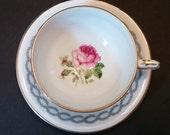 Bartley International Limited Editon Rose Design Tea Cup Set Made in England