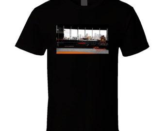 Miami Baseball Park T Shirt