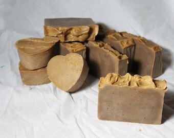 Almond Butter Nutmeg Bar