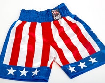 Rocky Balboa Replica Boxing Shorts - Collector's Edition