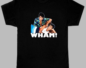 Wham Eighties Band T Shirt