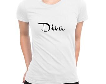 Diva Handmade Stylish T-shirt For Women