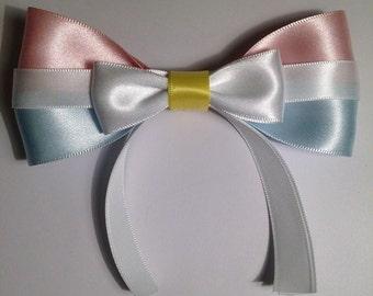 Disney Inspired Princess Aurora Hair Bow