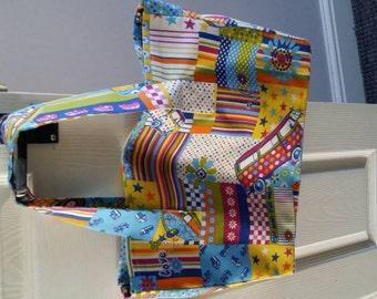Vw campervan hippie bag for life