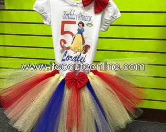 Snow White Birthday Outfit