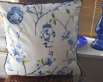 Large Cushion Cover in Prestigious Fabric