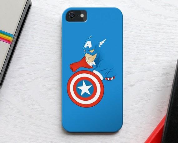 Captain America iPhone 6 6s case, iPhone 6 6s Plus case,  samsung galaxy s5 phone case, Samsung s6 case, iPhone 5 case