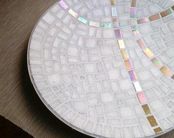 "Bamboo Mosaic Bowl ""Torii"""