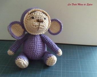 Marmoset crochet