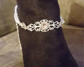 Bullet boot bracelet
