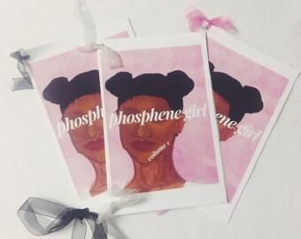 phosphene girl - v.1 i.1