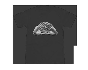 Illuminati, all seeing eye  T-Shirt