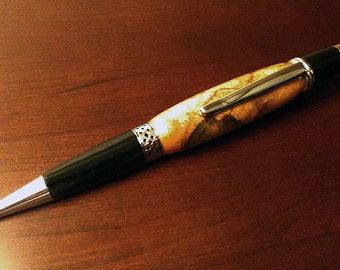 Hand Crafted Norfolk Pine Pen