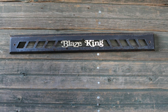 Blaze King Wood Stove Vent