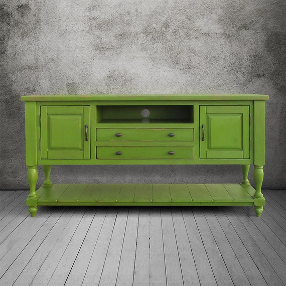 Console Table Sideboard Media Console Reclaimed Wood