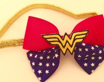 Wonder Woman Hair Band