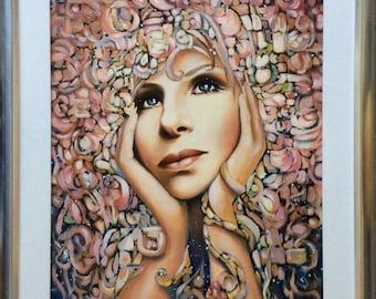 Barbra in bloom