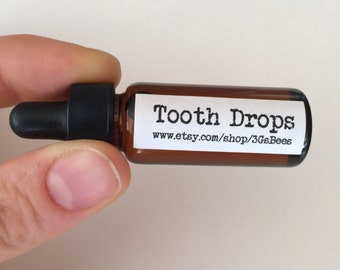 Minty Tooth Drops
